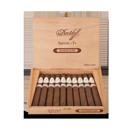 Davidoff Colorado Claro Special 'T', Box of 10