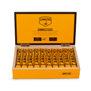 Camacho Connecticut Robusto, Box of 20 Tubos