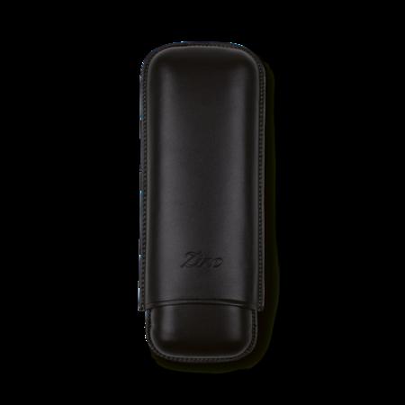 Zino Cigar Case Black and Mint, 2 Cigars / XL