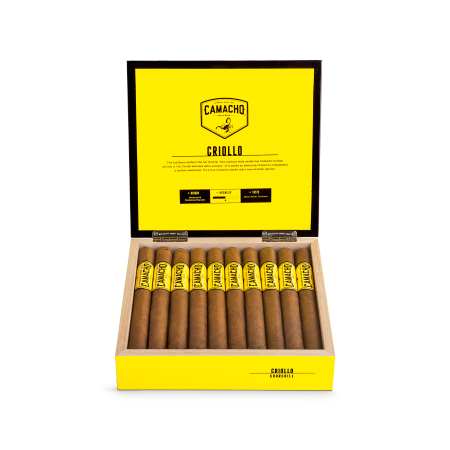 Camacho Criollo Churchill, Box of 20