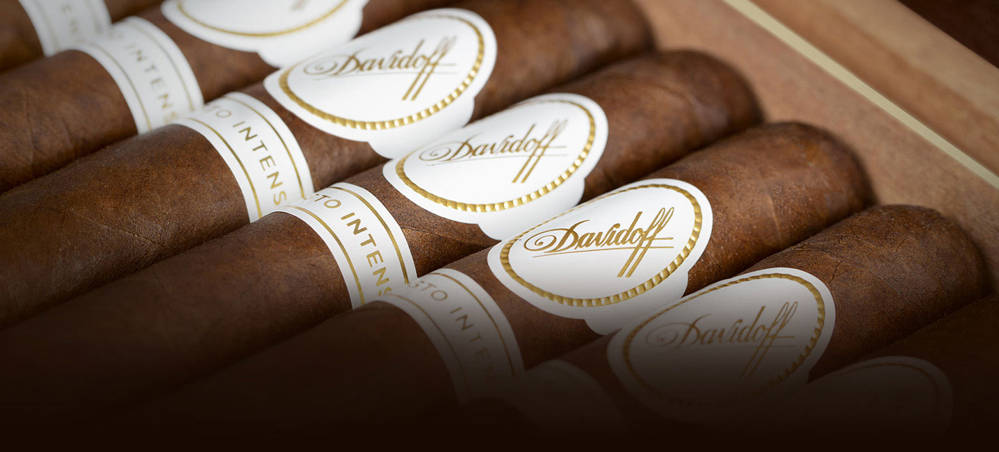 Davidoff Robusto Intenso cigars