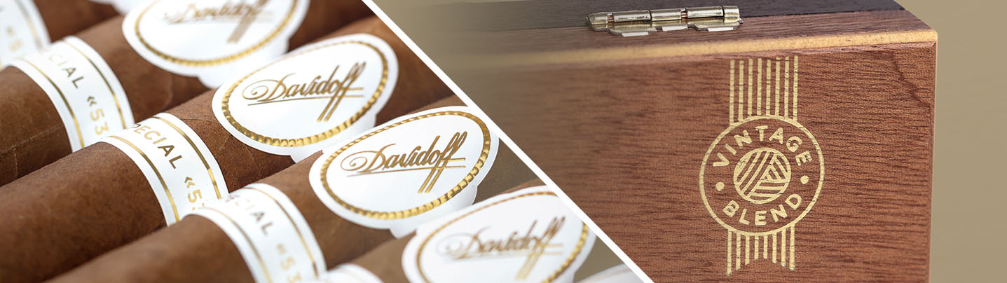 Davidoff Special 53 Cigars Limited Edition 2020
