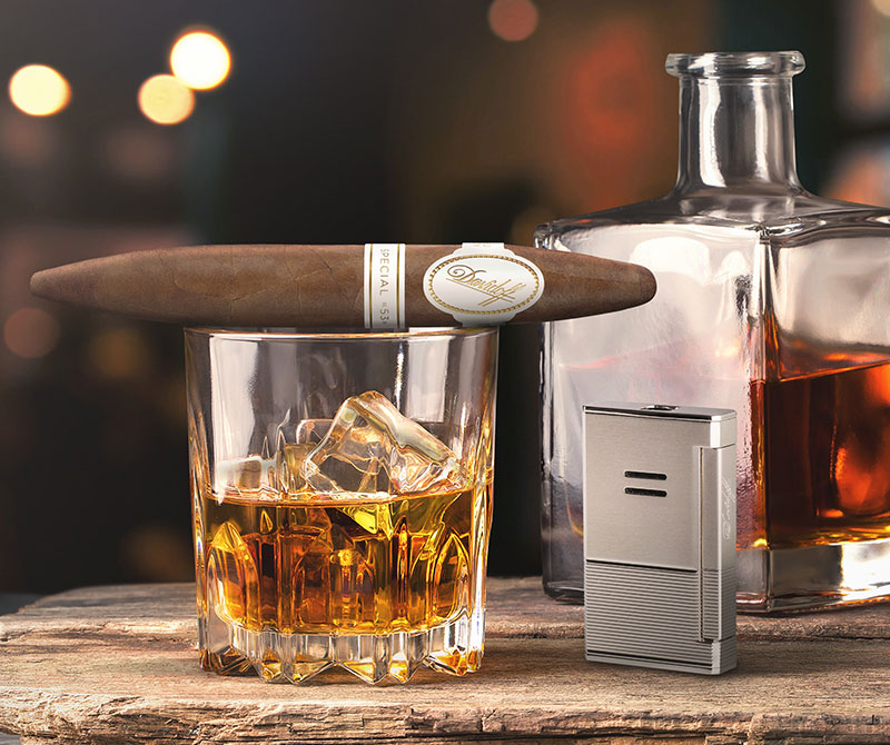 Davidoff Special 53 Cigar goes well with Dominican rum