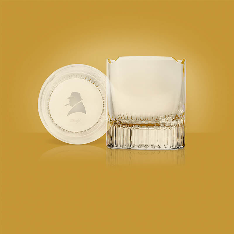 Davidoff Winston Churchill Glass