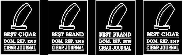 Beste Zigarre Auszeichungen 2015-2019