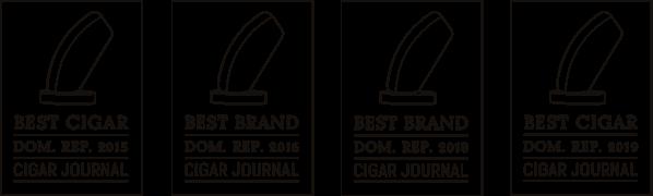 Awards Best Cigar 2015-2019