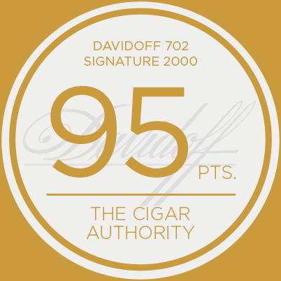 Davidoff 702 Series rating-2000