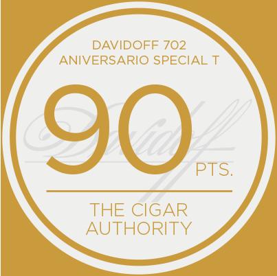 Davidoff 702 Series rating-specialt