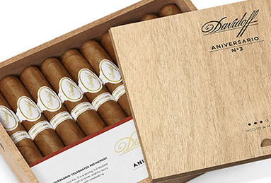 davidoff cigars aniversario