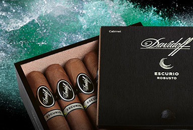 davidoff cigars escurio
