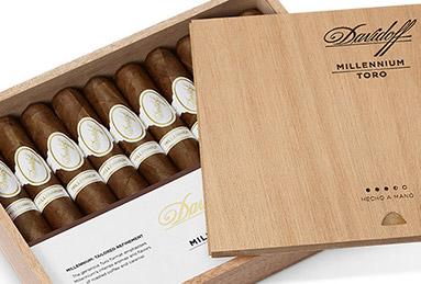davidoff cigars millennium