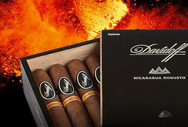 davidoff cigars nicaragua