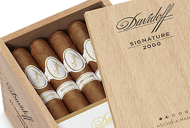 davidoff cigars signature 2000