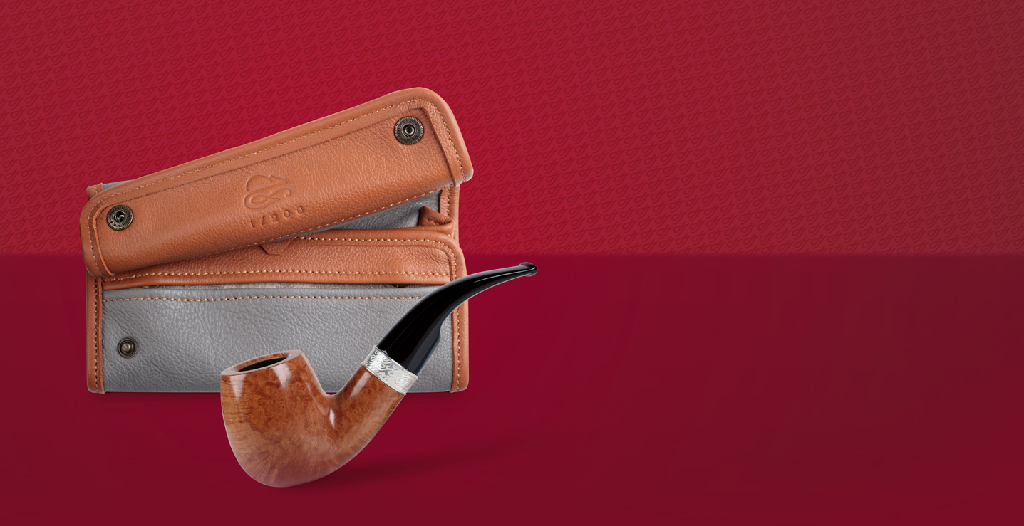Year of the Rat 2020 Davidoff Pipe Tobacco Pouch